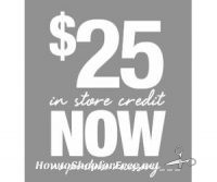 Free $25 Darque Tan Store Credit! (Text Offer)