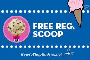 FREE Scoop with Baskin Robbins App ~ YUM!!