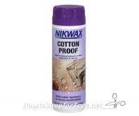 Free Sample of Nikwax Cotton Proof *New!*