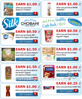 HEALTHY New Cash Back Offers on Ibotta!!