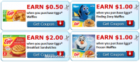Do You LOVE Eggo Products? Up to $4.50 Cash Back w/ Ibotta!