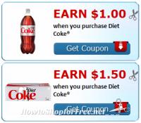 Cash Back via Ibotta wyb Diet Coke Products!