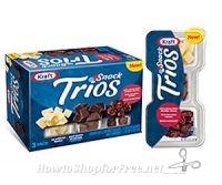 Free Kraft Snack Trios 3-Pack at Price Chopper