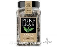 Free Pure Leaf Black Tea with Vanilla Sample + Wegmans Coupon!