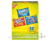 Through 2/15, Nabisco Variety Packs for $2.25 at Publix!