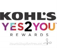 Score $63 Worth of Stuff from Kohl's for ONLY $35!! (Triple Stack!)
