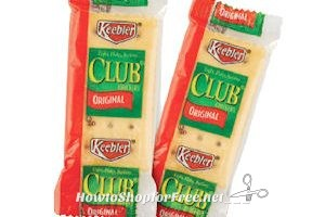 Free Keebler Club Crackers at Sam's Club with Freeosk!