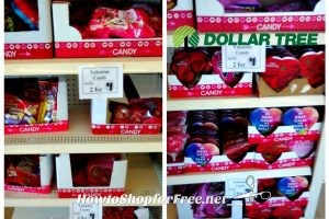 2/$1.00 Valentine's Candy at Dollar Tree.. HURRY, Going Fast!