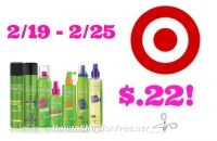 Garnier Fructis Style Product only $.22 at Target! 2/19 – 2/25