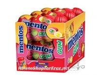 **Amazon Deal of the Day** 35% off Mentos Sugar-Free Gums ~ ONLY $11.34!!