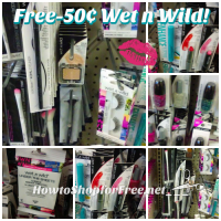 Pick Up Papers (3/5) for FREE-50¢ Wet n Wild at #DollarTree!