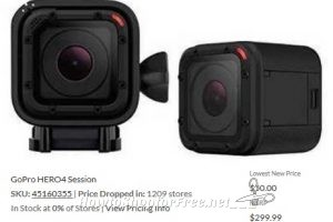 WOW $50 GoPro HERO4 Session!!!!
