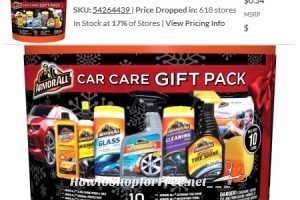 Armor Car Care MEGA Clearance ~ .34 Gift Buckets +More!