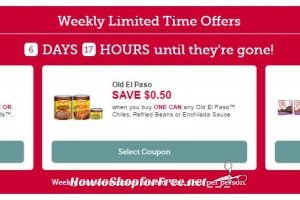 NEW High Value Betty Crocker Coupons!
