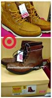 70% OFF Men's Boots at Target!
