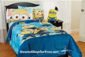 'Minions' Comforter for $1.00 ~ WOW!