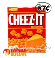 87¢ Cheez-Its at Family Dollar! (2/28-3/6)