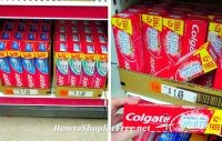 99¢ Colgate Toothpastes at Job Lot ~NEW Coupons Coming 6/11!