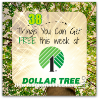 38 Dollar Tree FREEBIES (9/10-16)
