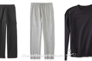 60% OFF Athletech Men's Sweats from Kmart!