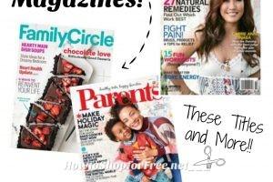 Grab NEW Free Magazines!!