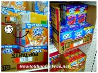 Pop-Tarts 16pk (or 8pk) for $1.00 at #OSJL ~ Wow, Stock Up!