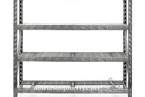 77″x72″ Steel Shelving Unit UNDER $140! (Was/$300)