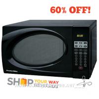 Proctor Silex Microwave UNDER $28 ~ WOW, 60% off!