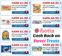 Got a Sweet Tooth? Satisfy Your Cravings with Cash Back!