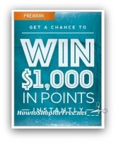 "Enter the ""5 Win $1000"" Sweeps ~ Free $5 SYWR!"