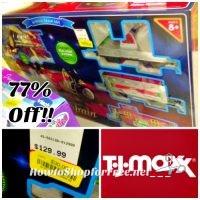 77% OFF Train Set @ T.J.Maxx ~ 3 in Warwick!