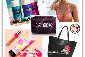 VS Free Gift with Purchase Offers ~ Grab Em Before They're Gone!