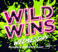It's 'Wild Wins Wednesday' for Shop Your Way Members!!