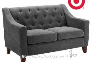 70% OFF Threshold™ Tufted Loveseat – MAYBE Lower!