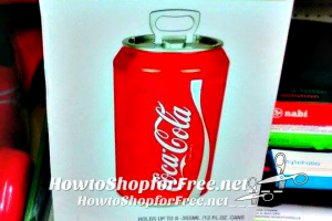 Could Be a Glitch! Coca-Cola Mini Fridge for A BUCK?! Check Your Zip..