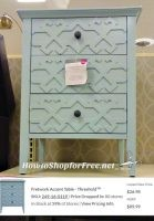 Threshold™ Accent Table ~ Now 70% OFF!