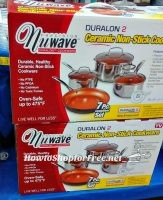 Nuwave 7pc Cookware Set ~Only $25 in Walpole! Check Near You!