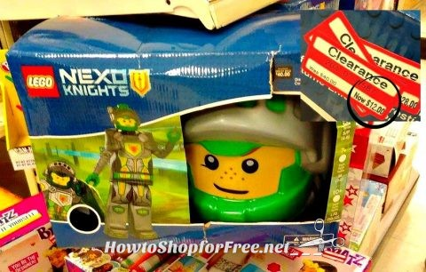 LEGO Costume $12!!   How to Shop For Free with Kathy Spencer