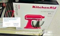 KitchenAid® Mini Stand Mixer ~Price Drop to $140!