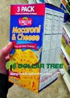 Mac & Cheese 33¢/box at Dollar Tree—No Coupons Needed! (New @ My Store)