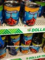 .67 Progresso Soups at Dollar Tree!