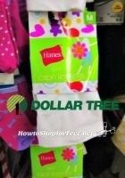Hanes Girl's Capri Leggings $1 at Dollar Tree ~Perfect for Spring & Summer!