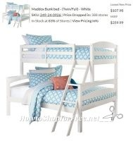 70% OFF Maddox Bunk Bed ~Check Your Target!