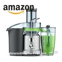 $119.99 Breville Juice Fountain (Cert Refurb) +Free Ship! ~Amazon DotD