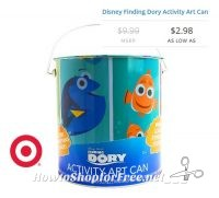 70% OFF Finding Dory Activity Art Can!! ~Cute Idea for Easter!!