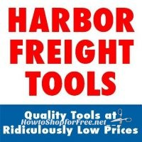 FREE Harbor Freight $10 GC — National Sale Price Settlement