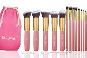 14Pc Makeup Brush Set ONLY $7.99! ~78% OFF on Lightning Deal, Hurry!