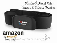 Save up to 35% on Polar HR Health Monitors ~Amazon DotD