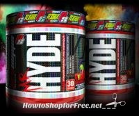 FREE 1-Week Sample of Mr. Hyde Pre-Workout Supplement!