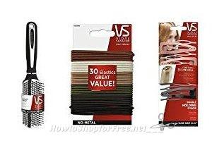 50% OFF One Vidal Sassoon Product on Amazon *RARE Coupon*